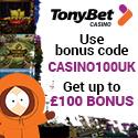 TonyBet Casino (NEW)