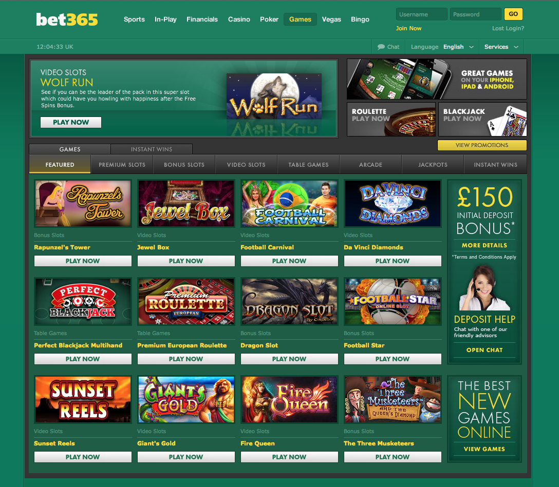 Bet Casino Bonus Terms