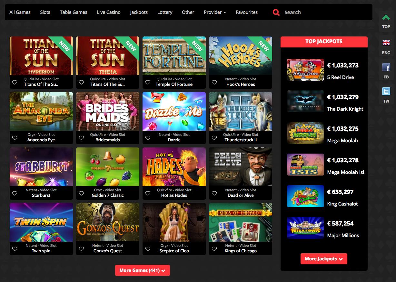 casino adrenaline.com